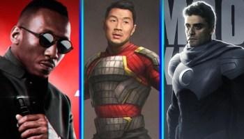Shang-Chi tomará el lugar de Black Panther