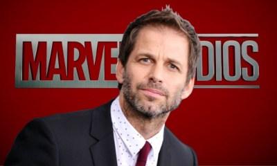 Zack Snyder quiere hacer una película para Marvel