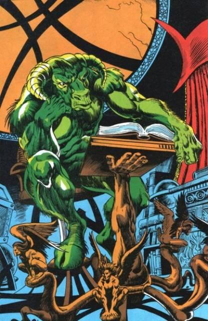 """¡Será """"salvaje""""! 'Doctor Strange 2' presentaría un nuevo personaje 88691-49713-rintrah"""