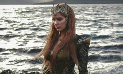 Amber Heard no fue despedida de Aquaman 2