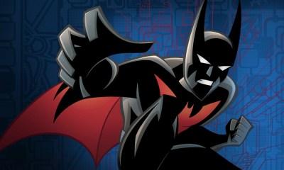 Serie de Batman Beyond por The CW