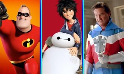 'Big Hero 6' en Marvel Studios