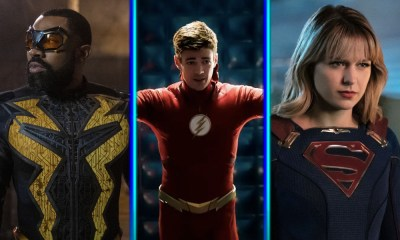 Supergirl tendría un último crossover con Flash