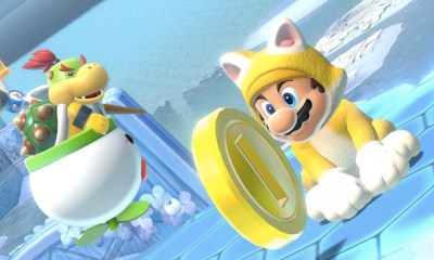 Lanzan Super Mario 3D World y Bowser's Fury