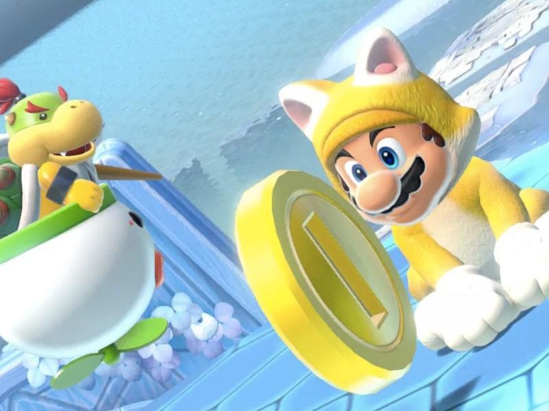 Lanzan Super Mario 3D World y Bowser's Fury