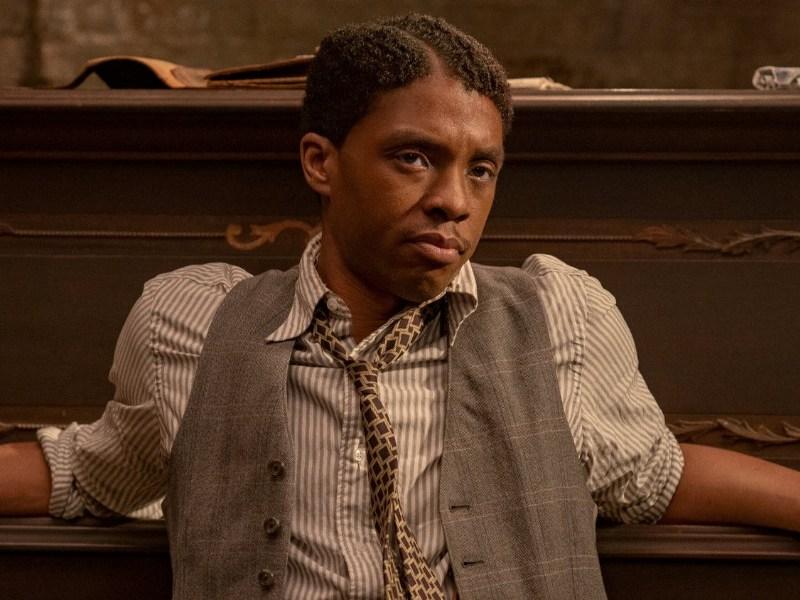 Chadwick Boseman es nominado al Golden Globe