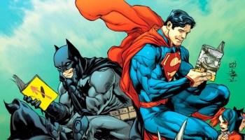 DC Comics desaparecerá