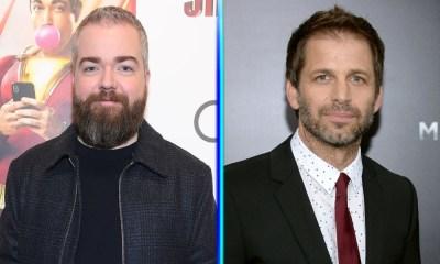 Director de 'Shazam!' no habló con Zack Snyder