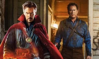 Bruce Campbell en Doctor Strange 2