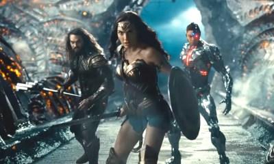 fecha del nuevo trailer de Zack Snyders Justice League
