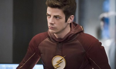 Grant Gustin protagonizará Rescued by Ruby