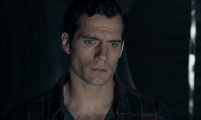 Nuevo video de Superman con el traje negro en Zack Snyder's Justice League