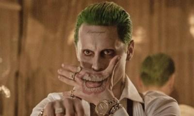 Primeras imágenes de Joker en Zack Snyder's Justice League