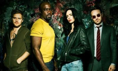 Luke Cage y Iron Fist podrían protagonizar una serie