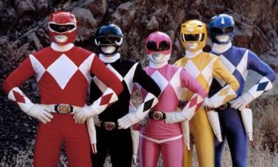 Reboot de los Power Rangers contará con versiones anteriores
