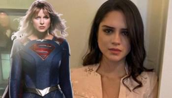 presentación de Supergirl en The Flash
