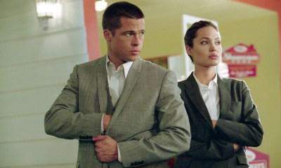 protagonistas de la serie de 'Mr & Mrs Smith'