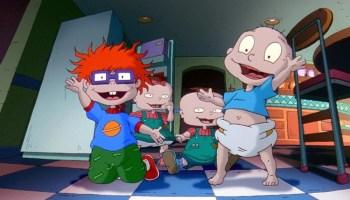 Rugrats regresa para Paramount Plus