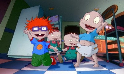 Rugrats regresa para Paramount Plus