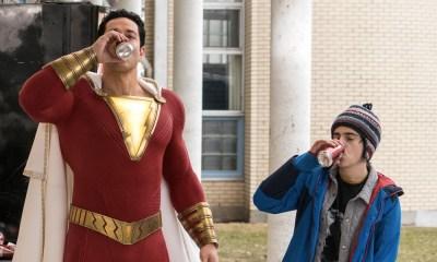 Shazam: Fury of the Gods cambia de locaciones