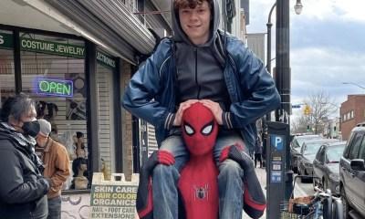 Tom Holland revela el papel de su hermano en Spider-Man 3