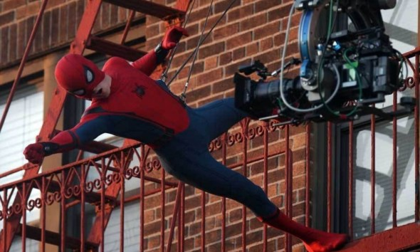Spider-Man 3 tendrá una escena impresionante de pelea