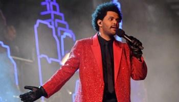 Medio tiempo del Superbowl con The Weeknd