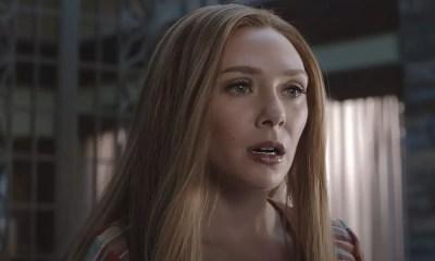Elizabeth Olsen tenía miedo de protagonizar WandaVision