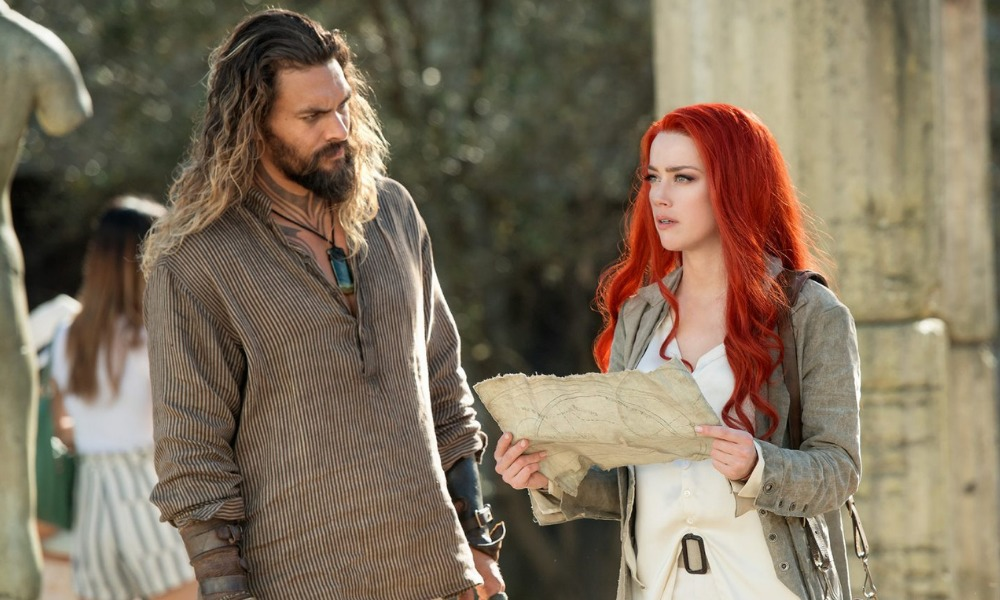 Aquaman 2 tendrá más mujeres