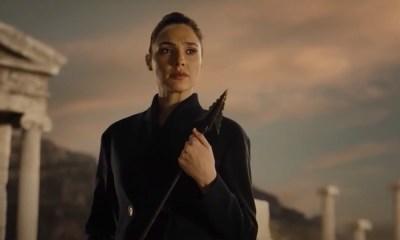 avance de Wonder Woman en Zack Snyders Justice League