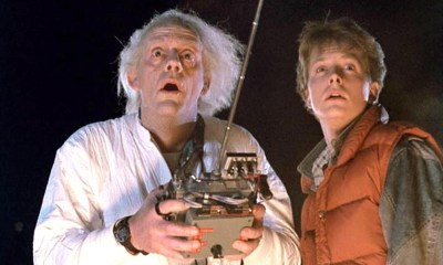 Christopher Lloyd en Expedition_Back to the Future