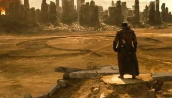 cómo se grabó la pesadilla de Batman