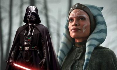 Darth Vader en Ahsoka