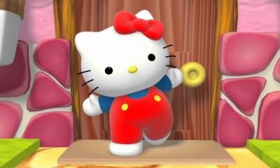 directores de la película de Hello Kitty