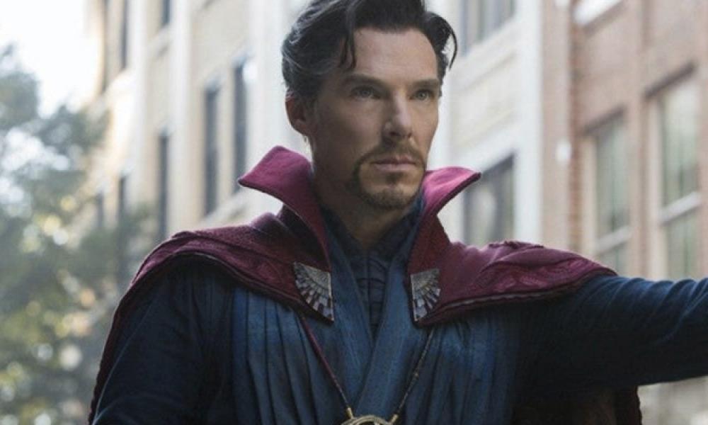 Porque no apareció Benedict Cumberbatch en WandaVision