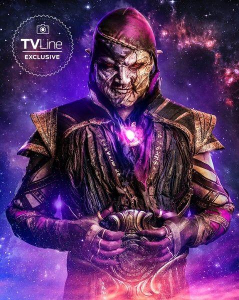¡Está libre! Publican la primera imagen del nuevo villano de 'Stargirl' eclipso