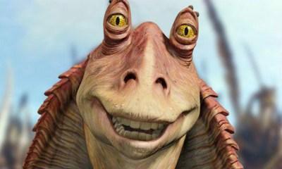 Jar Jar Binks no estará en la serie de Obi-Wan