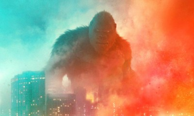 Kong en la tierra hueca
