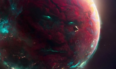 nuevas imágenes de los Celestials en 'Eternals'