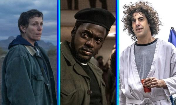Nominados al Oscar 2021