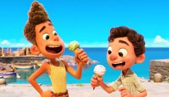Pixar está molesto por Luca