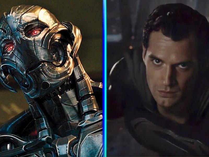 referencia de 'Age of Ultron' en 'Zack Snyder's Justice League'