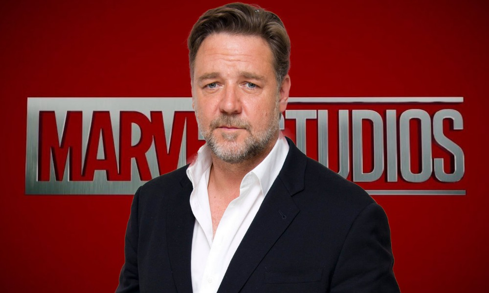 Russell Crowe en Love and Thunder