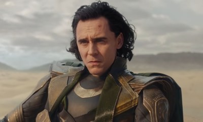 Bisha K Ali está conectada con Loki