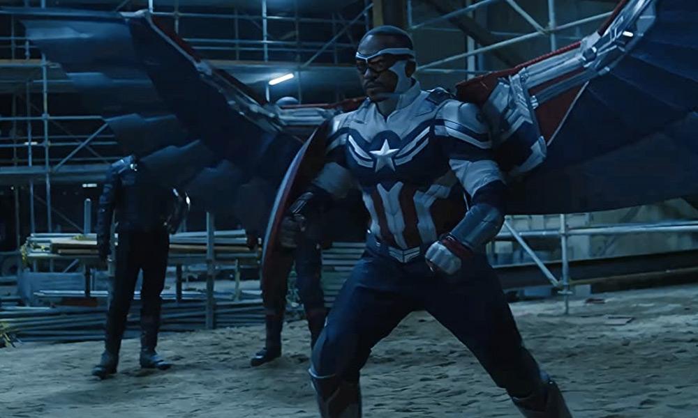 Marvel actualiza el perfil de Captain America