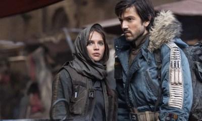 Locación de Rogue One en Andor