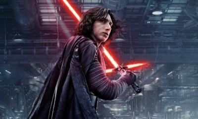 cómo descubrió Ben Solo su conexión con Darth Vader