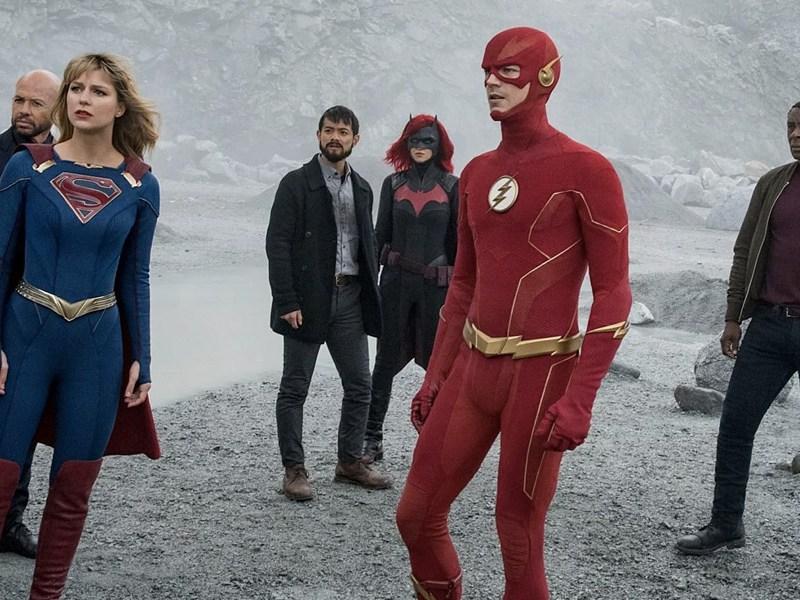 Crossover de Teen Titans GO y DC Super Hero Girls