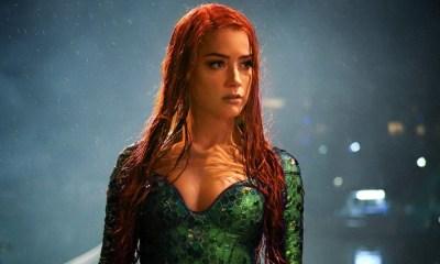 Amber Heard anuncia su regreso a 'Aquaman 2'