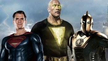 Doctor Fate tomará el lugar de Superman en Black Adam